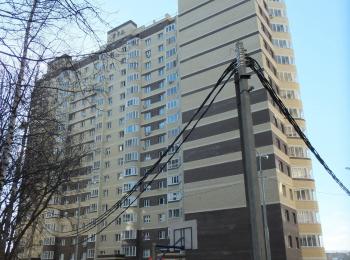 Новостройка Жилой дом Рождественская ул., 923